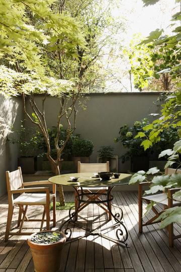 Spring in terrace_2