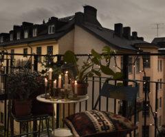 Estate in città… terrazze di notte