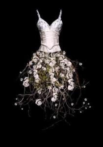 Todd Murphy Flower Dress