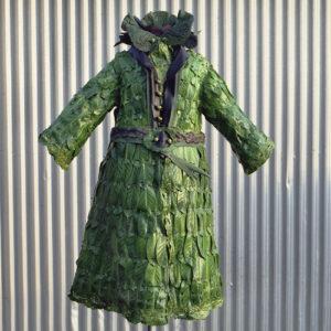 cappottino di foglie