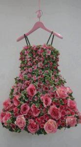vestito di rose 1
