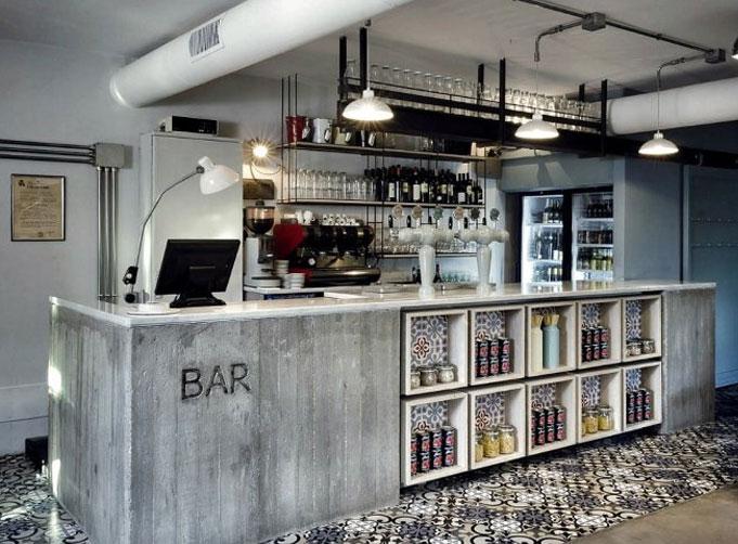 Osteria kook roma in the mood for design for Roma interior design
