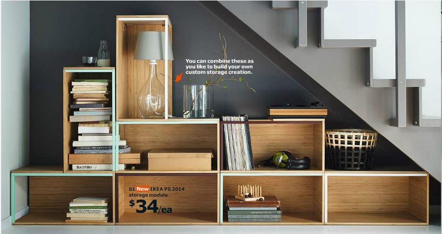 mensole design ikea : Librerie modulabili - variazioni sul tema In the mood for design