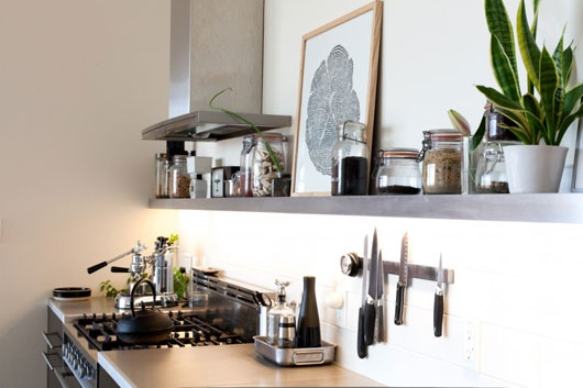 Decor tips: cucine in versione light – In the mood for design