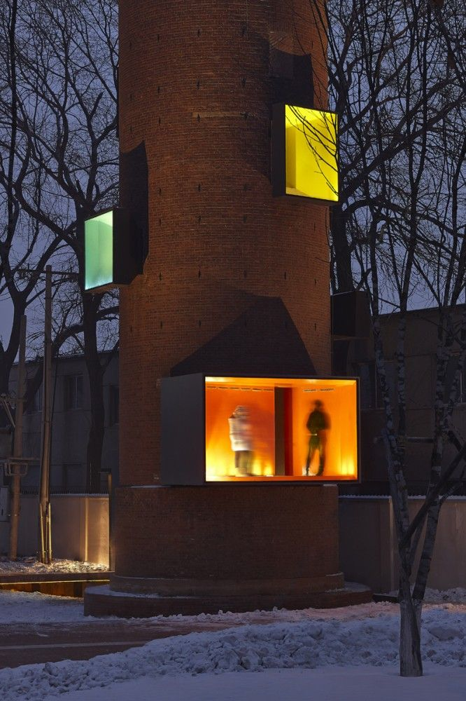 Public Folly – Water Tower Renovation  META – Project