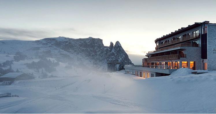 Hotel Alpina Dolomites