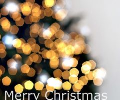 Buon Natale – Merry Christmas – Joyeux Noel