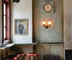 Maison Permiere, ostriche e assenzio in una location retrò