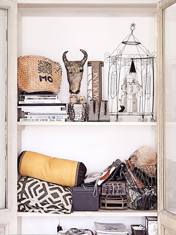 the home of stylist Marie Olssen Nylander