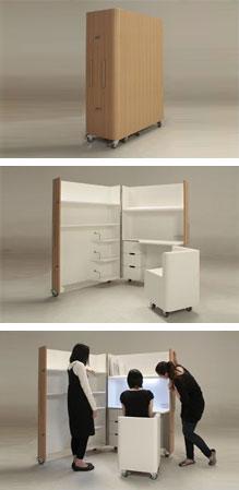 Japanese designers Atelier OPA