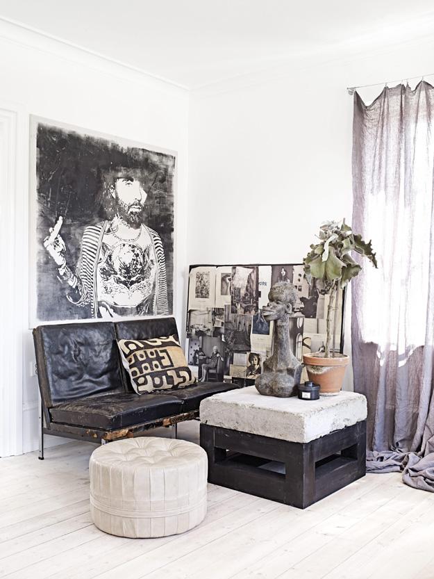 The-home-of-stylist-Marie Olsson Nylander_2