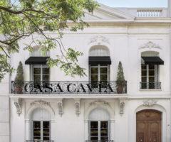 Casa Cavia a Buenos Aires
