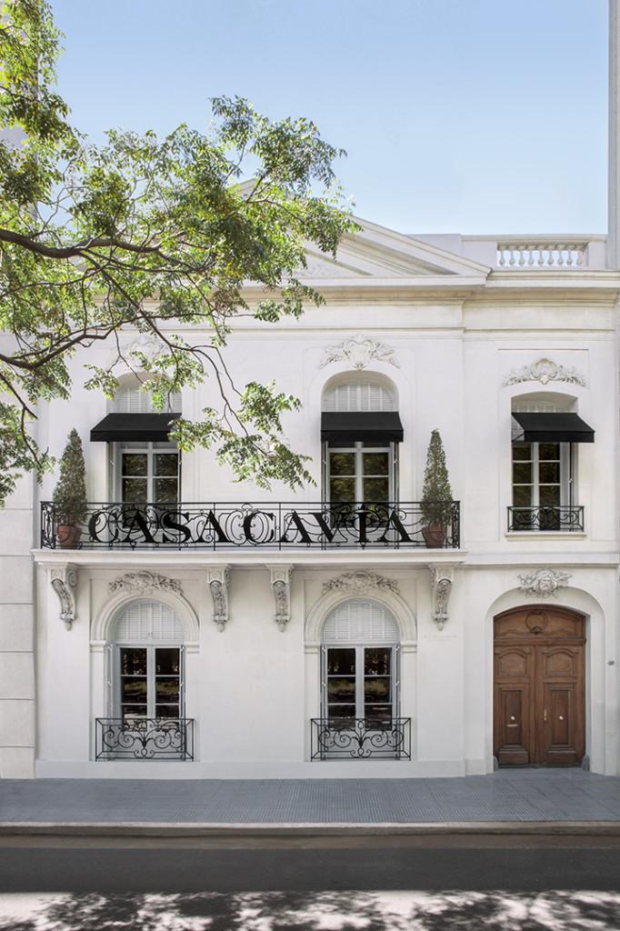 Casa Cavia, Buenos Aires