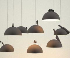 Leonardo Fortino – le lampade che raccontano storie