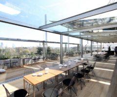 Triennale e nuovo ristorante con terrazza