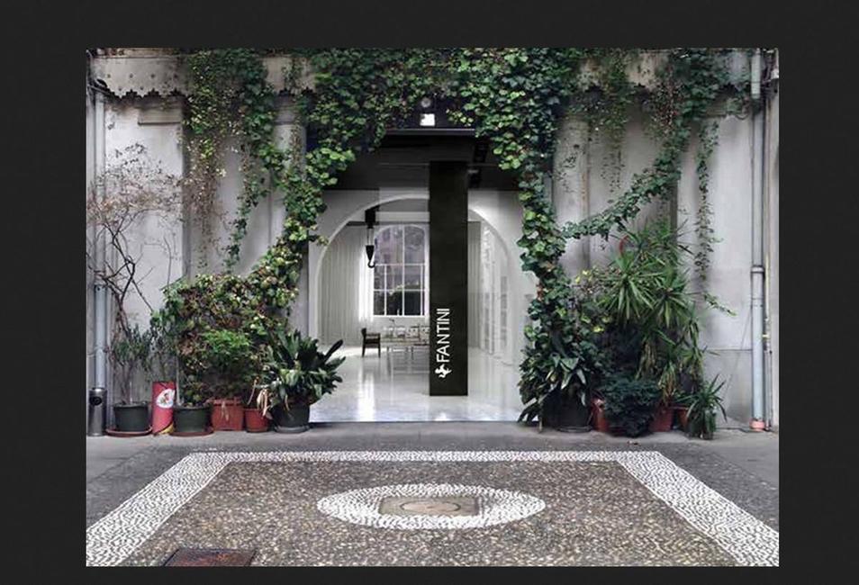 showroom fantini in via solferino in the mood for design