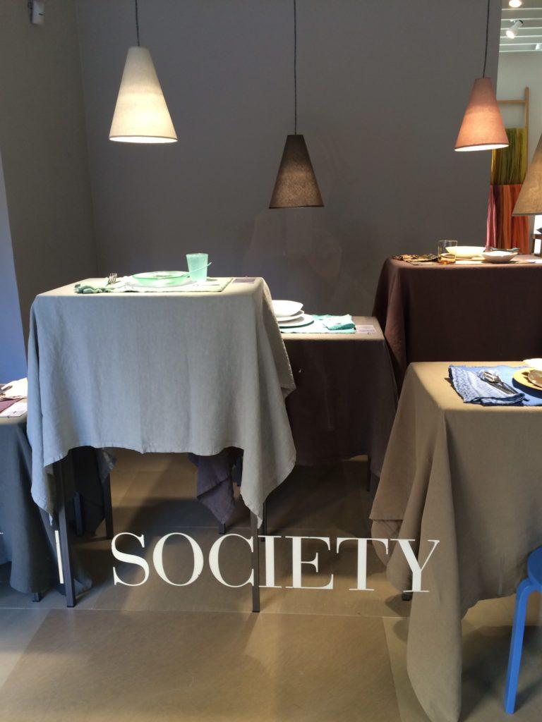 Society, Via Palermo, Salone del Mobile 2015