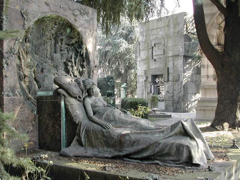 Cimitero Monumentale Milano,