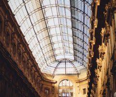La galleria, il salotto di Milano