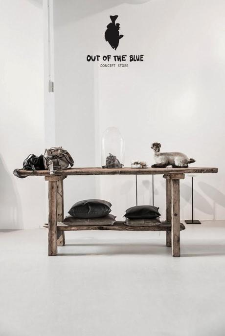 Out of the Blue, Concept Store