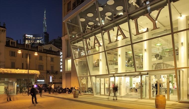 Eataly. Milano