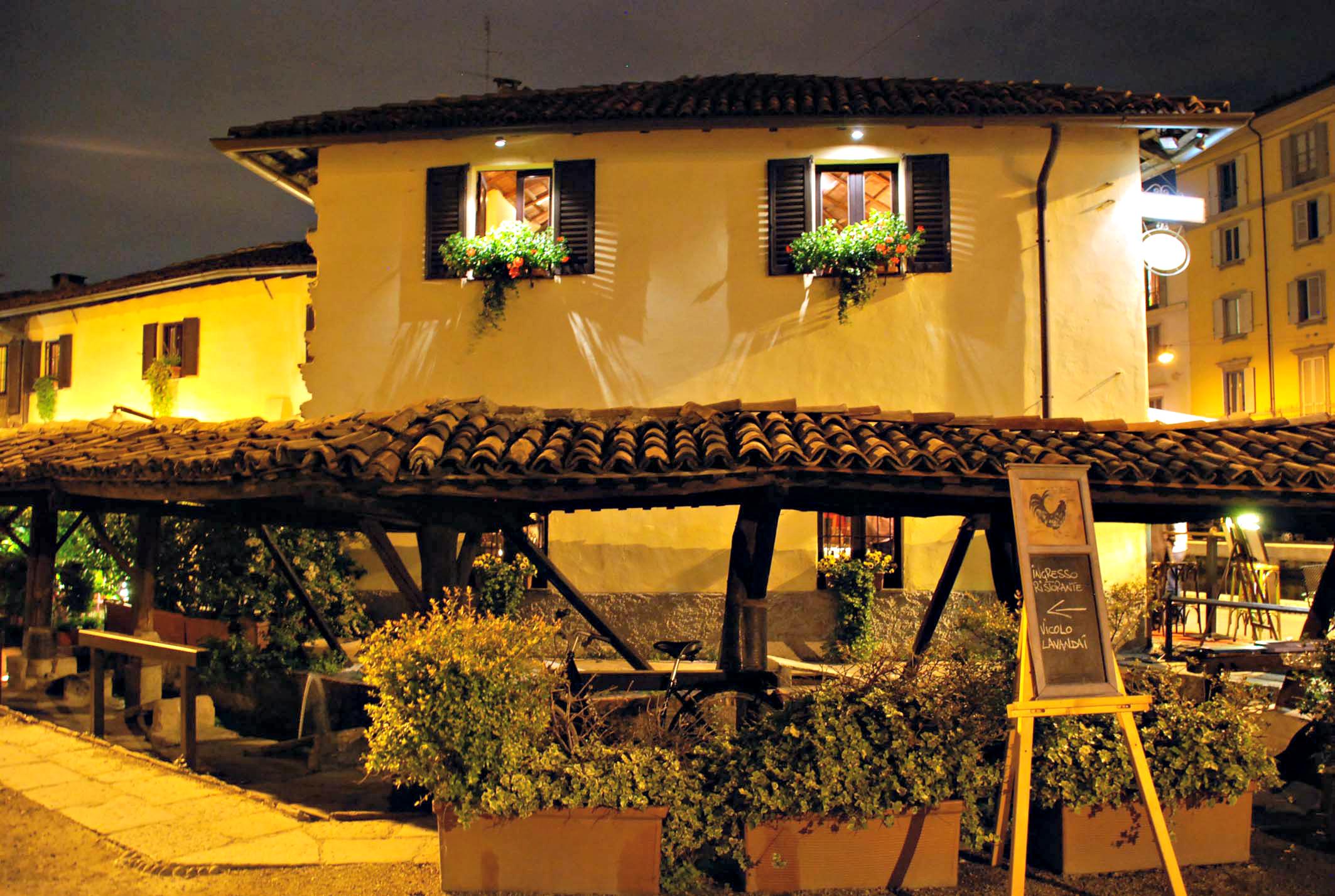 4 Naviglio Milano