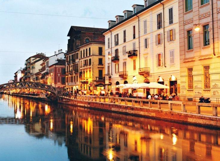 Milano, Naviglio