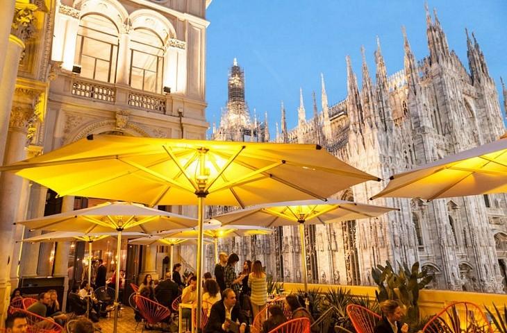Terrazza Aperol Piazza Del Duomo In The Mood For Design