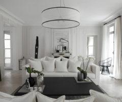 Total white a Parigi