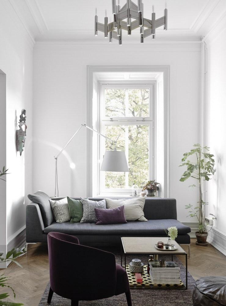 Idee di charme per piccoli appartamenti – in the mood for design