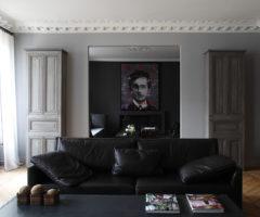 David Gaillard, il designer del grigio