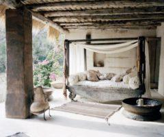 Una casa boho chic a Formentera