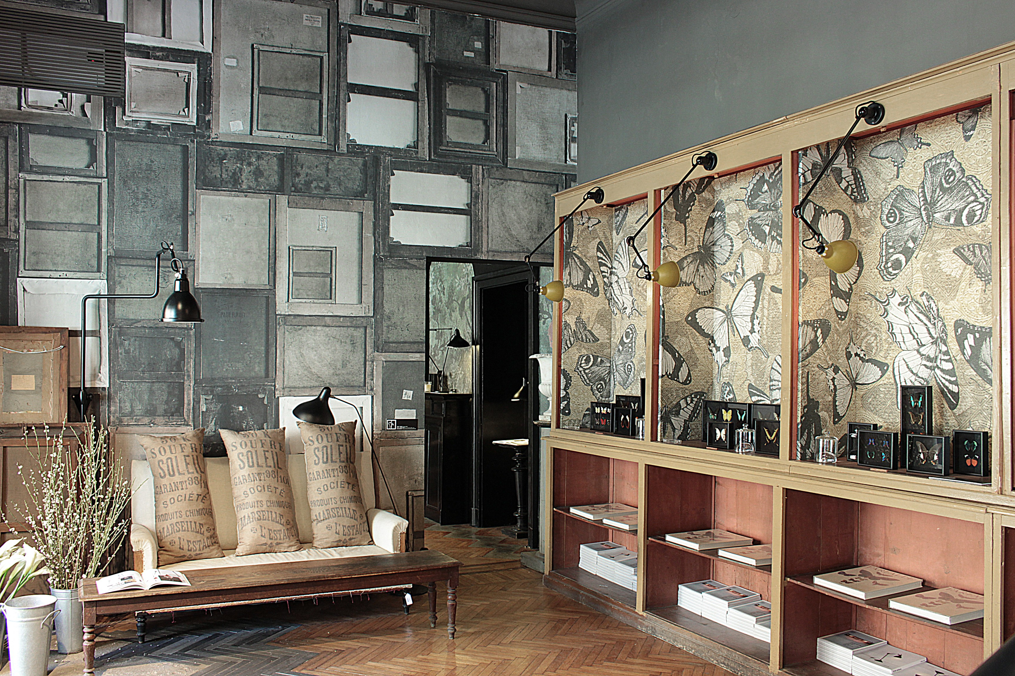 Raw Cabinet de Curiosité, Milano