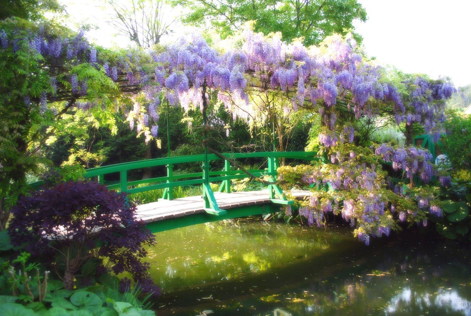 Il giardino impressionista di monet in the mood for design - Giardini bellissimi ...