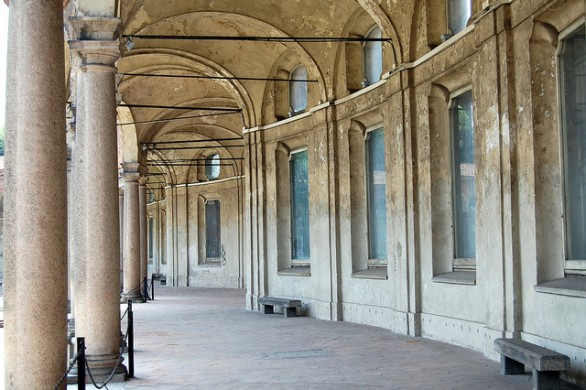 Rotonda della Besana, Milano