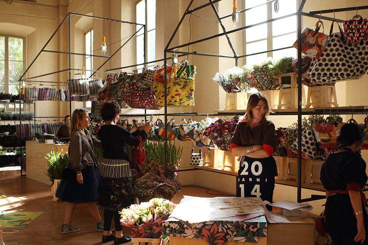 Rotonda della Besana, Milano, Marni Flower Market