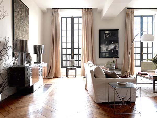 Appartamento a Parigi, Marianne Triegen