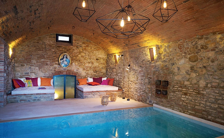 Mazzini 31, Monteleone d'Orvieto, piscina