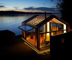 Mistero memoria poesia e luce a Vashon Island