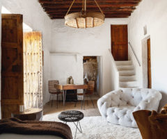 Un antico rifugio a Ibiza