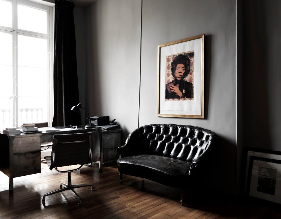 Appartamento a Parigi, Marianne Tiegen