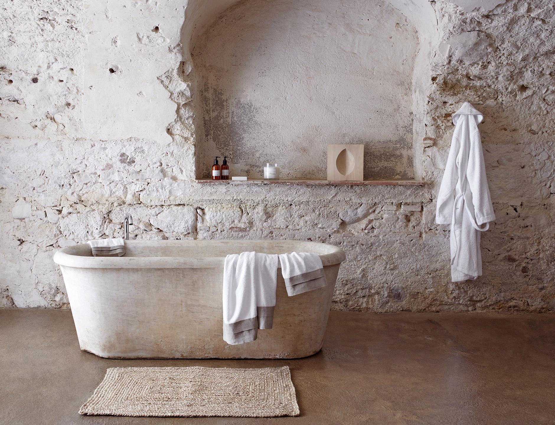 Zara home collezione milano in the mood for design - Zara home bagno ...