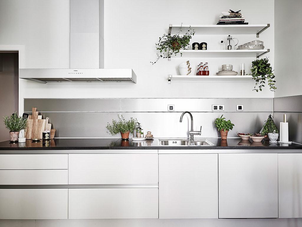 Un appartamento charme a Göteborg