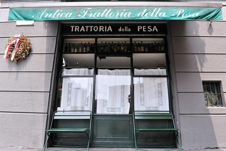 Antica Trattoria della Pesa, Milano