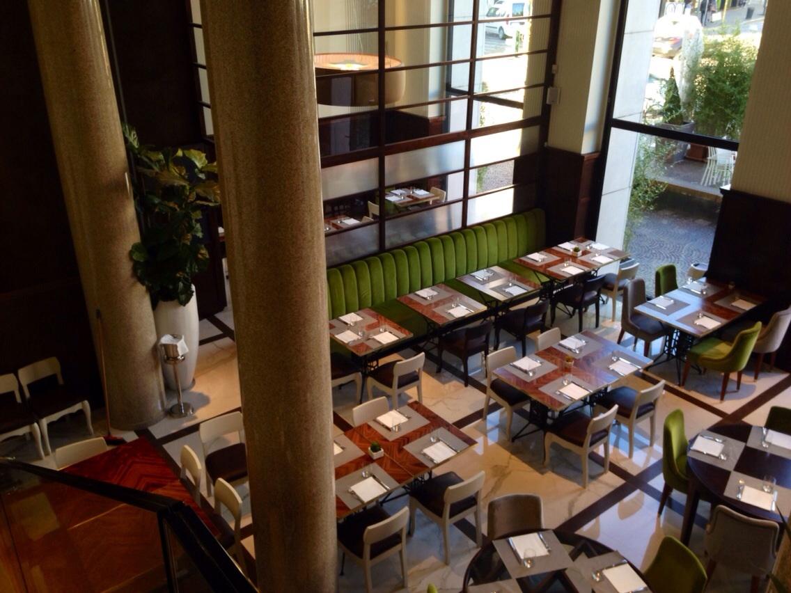 Camillo-Benso ristorante, Milano