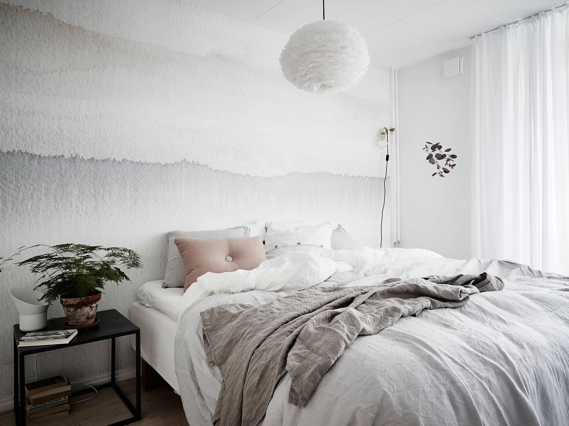 Un appartamento in grigio con un tocco di rosa – In the mood for ...