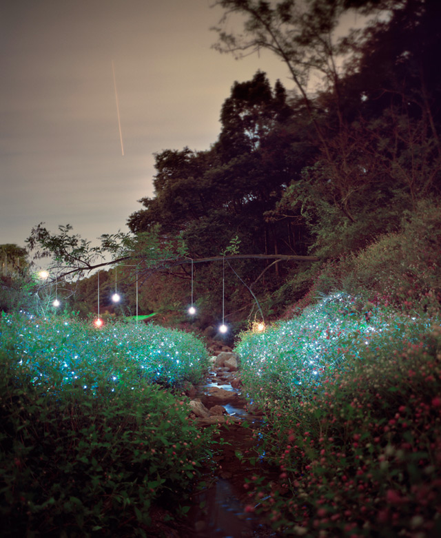Lee Eunyeol e la notte stellata