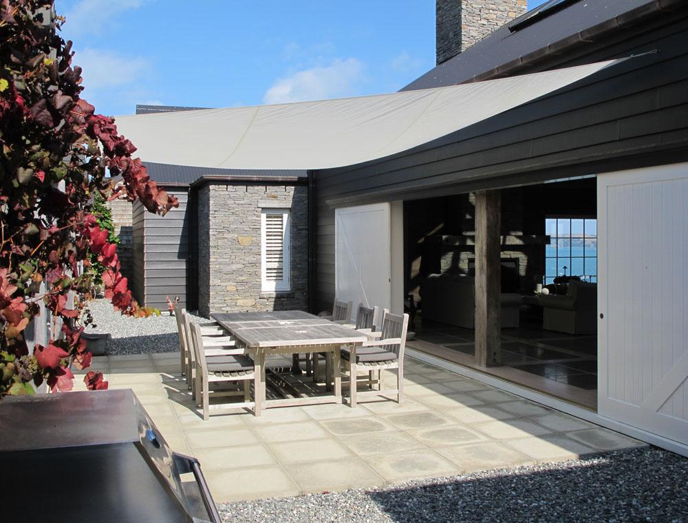 Una casa in Nuova Zelanda