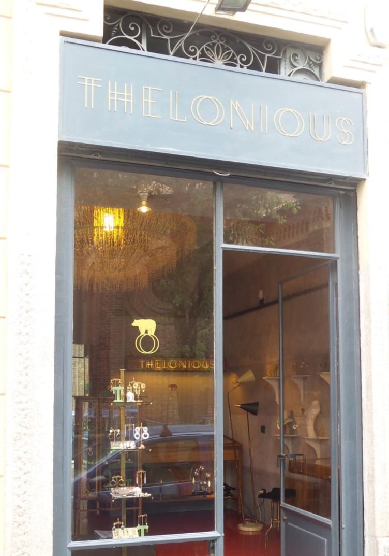 Thelonious, gioielli in Via Marsala