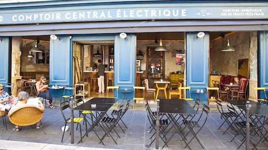 Comptoir Central Electrique - Nice